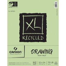 Xl Recycled Recycled Drawing Pads