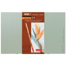 <strong>Canson</strong> Color Pencil (Set of 24)