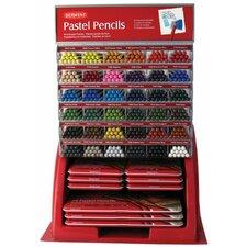 Pastel Pencil Counter Assortment