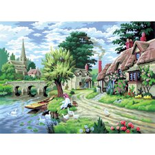 Painting by Numbers Duck Feeding Set