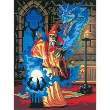 Painting by Numbers Junior Small Sorcerer Set
