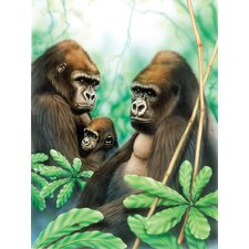 Painting by Numbers Junior Small Gorillas Set