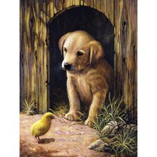 Painting by Numbers Junior Small Labrador Pup Set