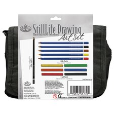 <strong>Royal & Langnickel</strong> StillLife Drawing Satchel Art Set