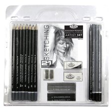 Essentials Sketching Pencil Set (Set of 21)