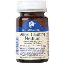 Alkyd Painting Medium Color