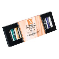 Academy Oil Paints (Set of 12)