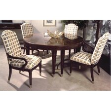 <strong>Leda Furniture</strong> Fifth Avenue 5 Piece Dining Set