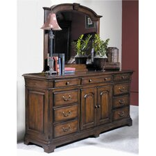 Nottingham Cottage 11 Drawer Combo Dresser