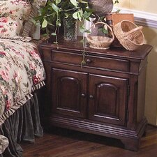 Nottingham Cottage Single Drawer Nightstand