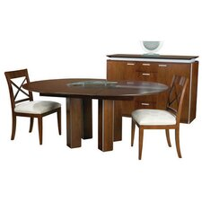 <strong>Leda Furniture</strong> Fusion Dining Set