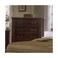 <strong>Leda Furniture</strong> Princeton 5 Drawer Chest