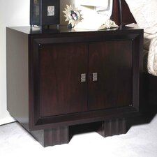 <strong>Leda Furniture</strong> Park Plaza Nightstand