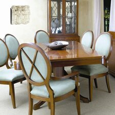 <strong>Leda Furniture</strong> Windsor 7 Piece Dining Set
