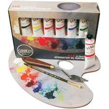 Student Grade Oil Color Introductory Set