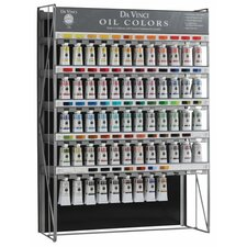 37ml Oil Color Paint Display