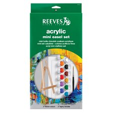 Mini Easel Acrylic (Set of 12)