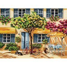 Paint By Numbers Large Alfresco Painting