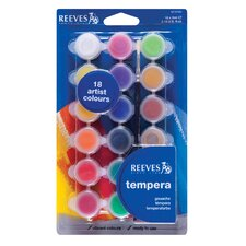 Tempera Paint Set