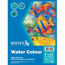 Watercolor Art Pads