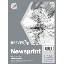 Newsprint Pad (Set of 4)