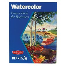 Watercolor Painting Project Book