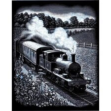 Steam Train Scraperfoil