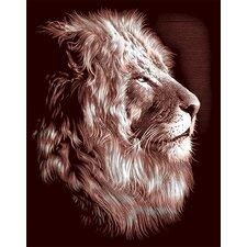 Oasis Lion Scraperfoil