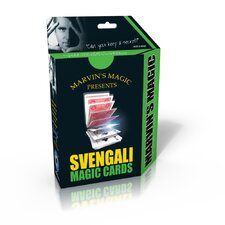 The Unbelievable Magic Svengali Cards