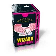 The Unbelievable Magic Wizard Cards