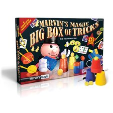 Marvin's Amazing Magic Tricks Box 225 Piece Set