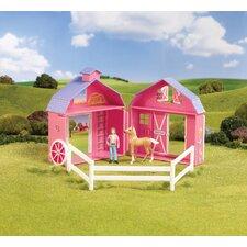 <strong>Reeves</strong> Breyer Horse Crazy Pocket Barn