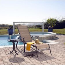 <strong>Panama Jack Outdoor</strong> Island Breeze Chaise Lounge