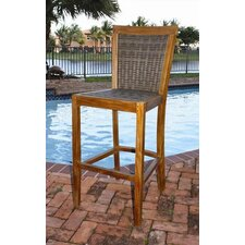 "<strong>Panama Jack Outdoor</strong> Leeward Islands 30"" Barstool"