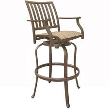 "<strong>Panama Jack Outdoor</strong> Island Breeze 30"" Barstool"