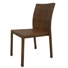 <strong>Panama Jack Outdoor</strong> St Barths Stackable Dining Side Chair