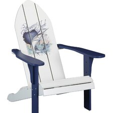 <strong>Panama Jack Outdoor</strong> Sailfish Adirondack Chair