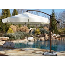 10' Island Breeze Cantilever Umbrella