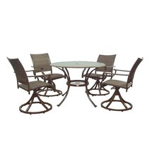 Island Cove 5 Piece Lounge Seating Group