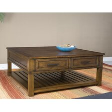 Eco Jack Coffee Table with Lift Top