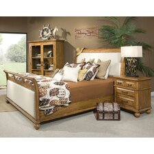 <strong>Panama Jack Outdoor</strong> Coronado Sleigh Bedroom Collection