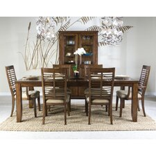 <strong>Panama Jack Outdoor</strong> Eco Jack 7 Piece Dining Set