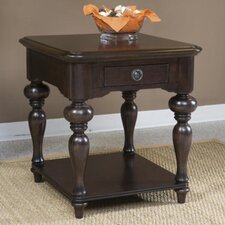 <strong>Panama Jack Outdoor</strong> Old Havana End Table