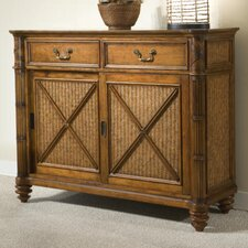 <strong>Panama Jack Outdoor</strong> Island Breeze 2 Drawer Chest