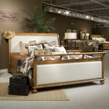 Coronado Sleigh Bed