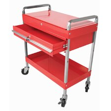 "32.83"" Locking Service Cart"