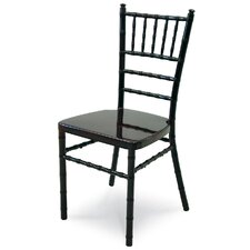 Chiavari Aluminum Stack Chair (Set of 10)