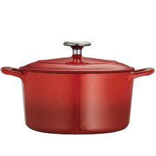 Series 1000 6.5-qt. Cast Iron Round Dutch Oven
