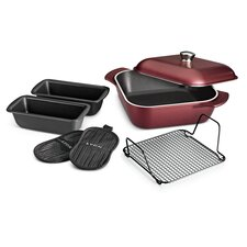 Tramontina Limited Editions LYON 7 piece Multi-Cooking System
