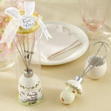 Baby Shower About to Hatch Egg Whisk